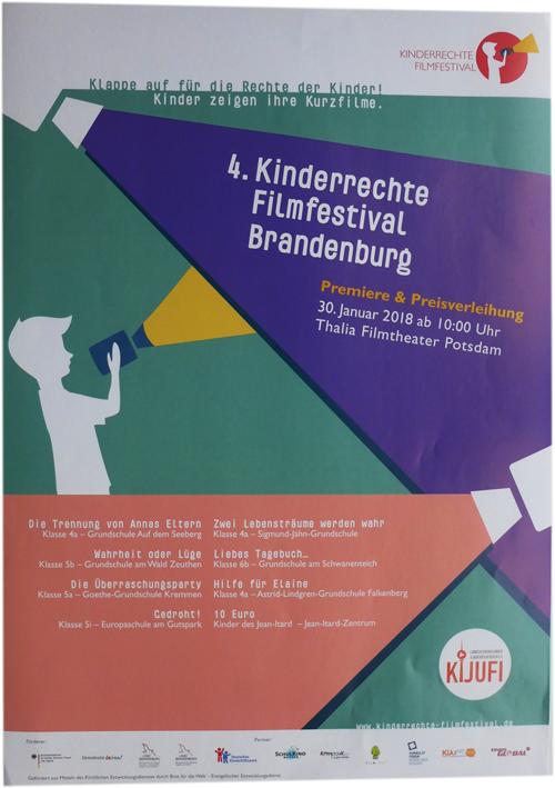 Kinderrechte Filmfestival Brandenburg